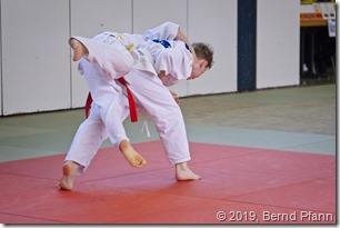 Judo, fotografiert mit der X-T3