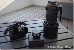 Fringer Fuji X-Mount Adapter