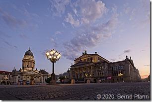 Gendarmenmarkt mit Berliner Konzerthaus